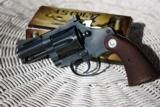 "Colt Diamondback Snubby 2.5"" 1967 all original"
