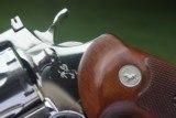"Colt Python 4"" Nickel 1968 - 2 of 15"