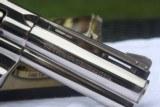 "Colt Python 4"" Nickel 1968 - 8 of 15"