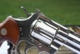 "Colt Python 4"" Nickel 1968 - 7 of 15"