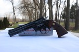 """Colt Python 6"""" Blue 1966 Excellent!"""