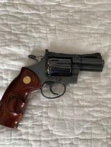 "Colt Diamondback 2.5"" snubby blue 1967 - 2 of 13"