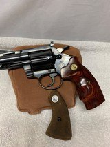 "Colt Diamondback 2.5"" snubby blue 1967 - 8 of 13"