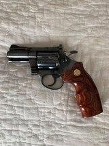 "Colt Diamondback 2.5"" snubby blue 1967 - 1 of 13"