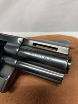 "Colt Diamondback 2.5"" snubby blue 1967 - 10 of 13"