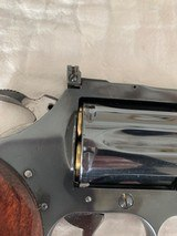 "Colt Diamondback 2.5"" snubby blue 1967 - 4 of 13"