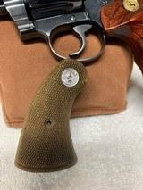 "Colt Diamondback 2.5"" snubby blue 1967 - 7 of 13"