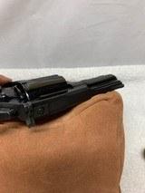 "Colt Diamondback 2.5"" snubby blue 1967 - 9 of 13"