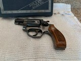 Smith & Wesson Model 36 no dash .38 Special/Box - 7 of 12