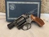 Smith & Wesson Model 36 no dash .38 Special/Box - 1 of 12