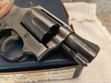 Smith & Wesson Model 36 no dash .38 Special/Box - 10 of 12