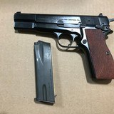 Browning Hi Power 9mm