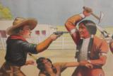 THE GREATEST SHOW OF THE PLAINS TEXAS RANGER - 6 of 12