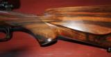 VERY NICE GARY GOUDY 338 WINCHESTER MAGNUM - 3 of 11