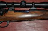 VERY NICE GARY GOUDY 338 WINCHESTER MAGNUM - 9 of 11