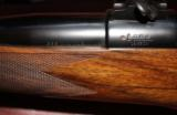 VERY NICE GARY GOUDY 338 WINCHESTER MAGNUM - 5 of 11