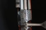 ENGRAVED CUSTOM RETRO LOOK 264 WIN MAG WITH FULL MANNLICHER STOCK - 11 of 19