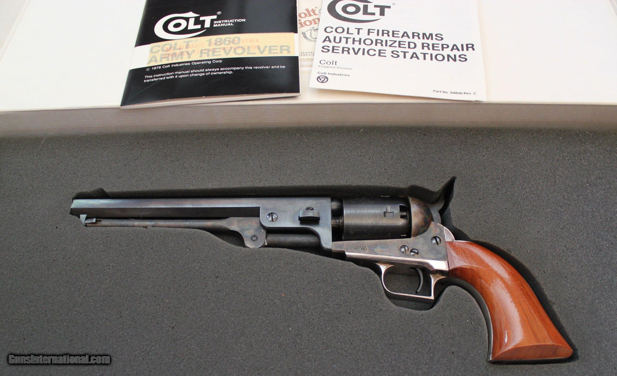 ... NEW IN BOX UNFIRED COLT 2ND GENERATION 1851 NAVY - 2 of 7 ...