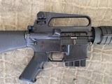 Colt Lightweight Match Target AR-15 7.62x39 MT6830