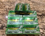 Remington EtronX .220 Swift Ammunition