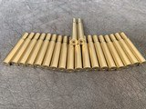 New unfired HDS 500/.416 Brass 20 pieces