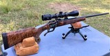 "Dakota ""Miller Classic"" - Falling Block Rifle – 7mm Rem Mag, 24"" Barrel - 3 of 7"
