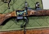 "Dakota ""Miller Classic"" - Falling Block Rifle – 7mm Rem Mag, 24"" Barrel - 1 of 7"