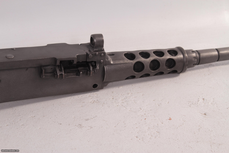 replica m2 machine gun