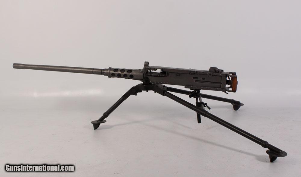 50 cal machine gun replica