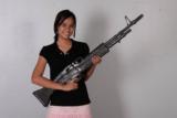M60 MACHINE GUN REPLICA,RESIN - 13 of 15