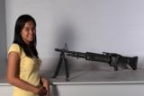 M60 MACHINE GUN REPLICA,RESIN - 8 of 15