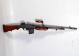 BROWNING AUTOMATIC RIFLE BAR REPLICA WITH BIPOD replica