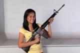 M16A1 MILITARY RIFLE REPLICA - 6 of 6