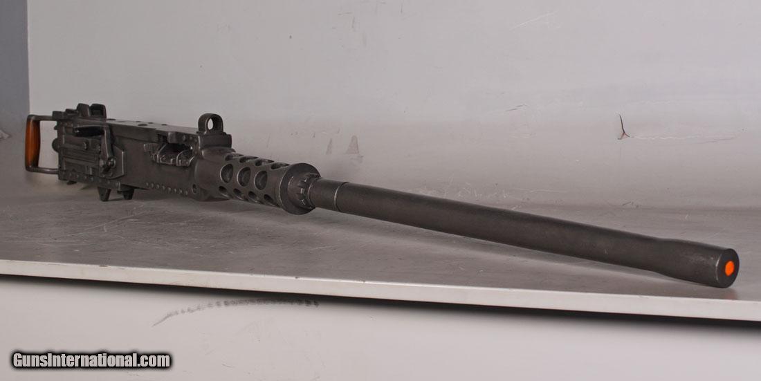 M2 Browning 50 cal machine gun replica resin