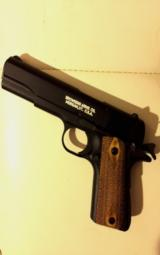 As New Browning 1911-A1 .22lr Custom- 2 of 5
