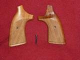 Colt Diamondback Walnut Grips! - 1 of 1