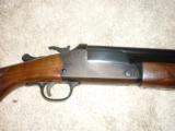 Savage Model 242 410 O/U Combo Shotgun! - 3 of 10