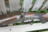 Reilly 8 Bore underlever hammer double rifle - 2 of 15