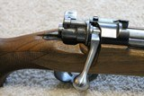 .425 Westley Richards built on 1909 Mauser, Sterling Davenport did all metal work, never fired - 7 of 15