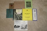 Various British catalogs, some original some reproductions