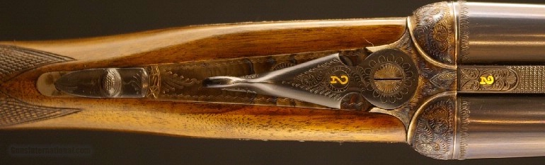 Arrieta Round Frame Pair 28 bore **PRICE REDUCED** - 8 of 12