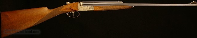 Marcel Thys Double Rifle .375 H&H