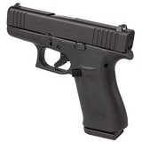 Glock 43x 9mm with case and accessories