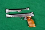 Smith and Wesson Model 41 .22 long rifle