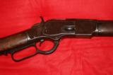 Winchester Model 1873Cal. 44-40WCF Rifle. - 8 of 12