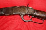 Winchester Model 1873Cal. 44-40WCF Rifle. - 9 of 12