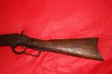 Winchester Model 1873Cal. 44-40WCF Rifle. - 2 of 12