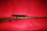 BRNO 22F bolt action rifle. - 1 of 12