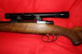 BRNO 22F bolt action rifle. - 11 of 12