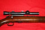 Winchester Model 69A bolt action 22 cal rifle. - 5 of 12